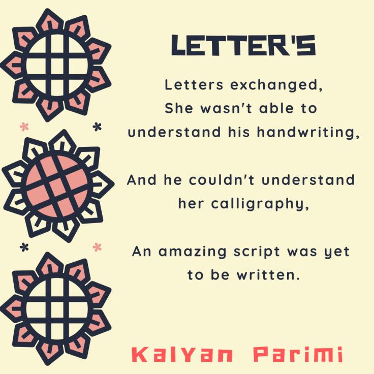 Letter's